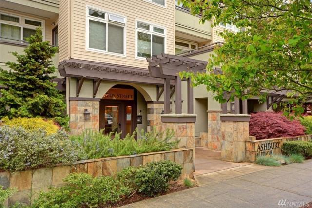 18 Dravus St #104, Seattle, WA 98109 (#1443702) :: KW North Seattle
