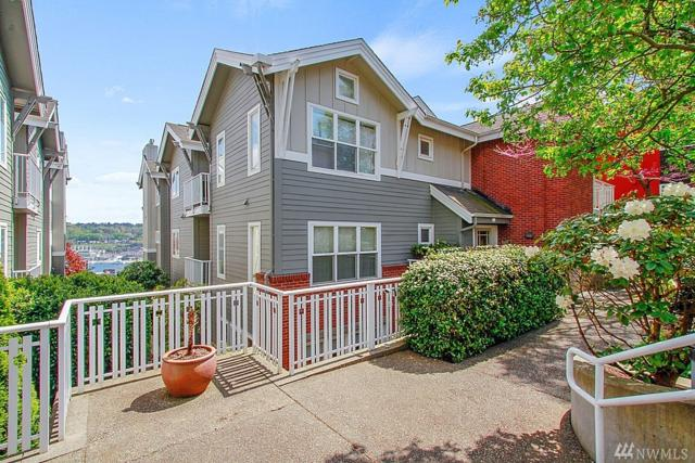 1230 5th Ave N #101, Seattle, WA 98109 (#1443761) :: Real Estate Solutions Group