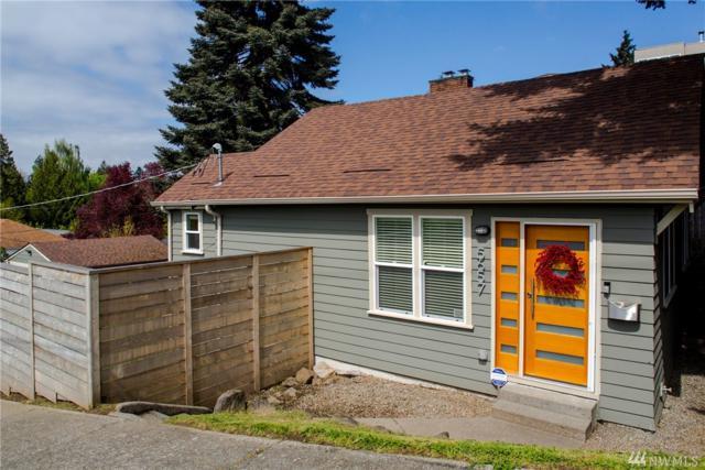 5657 37th Ave SW, Seattle, WA 98126 (#1443873) :: Ben Kinney Real Estate Team