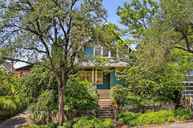 223 31st Ave, Seattle, WA 98122 (#1443919) :: Ben Kinney Real Estate Team