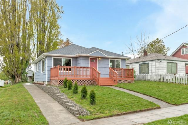 1431 S 43rd St, Tacoma, WA 98418 (#1443932) :: Keller Williams Western Realty