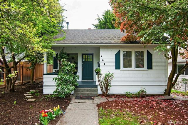 141 NW 83rd St, Seattle, WA 98117 (#1444025) :: Real Estate Solutions Group