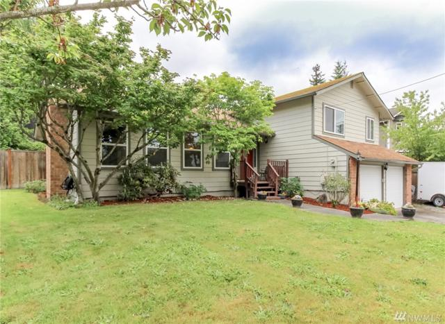 306 19th Ave, Milton, WA 98354 (#1444240) :: Homes on the Sound