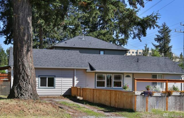 734 N 127th St, Seattle, WA 98133 (#1444360) :: Ben Kinney Real Estate Team