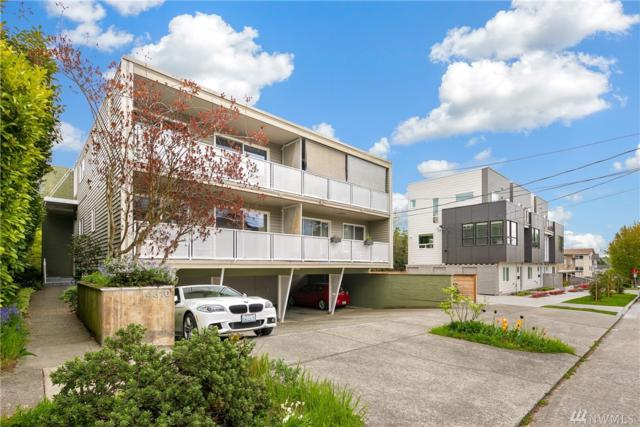4310 Dayton Ave N #201, Seattle, WA 98103 (#1444427) :: Real Estate Solutions Group