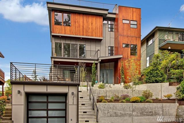 2620 NW North Beach Dr, Seattle, WA 98117 (#1444435) :: Homes on the Sound