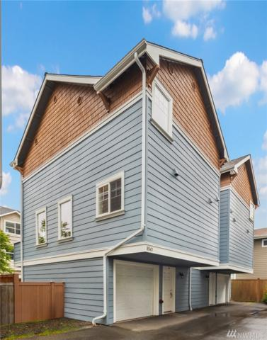 8543 Interlake Ave N A, Seattle, WA 98103 (#1444438) :: Real Estate Solutions Group