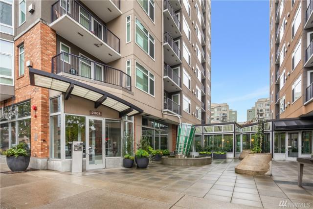 2801 1st Ave #308, Seattle, WA 98121 (#1444471) :: Real Estate Solutions Group