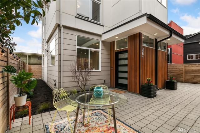 306-A 25th Ave S, Seattle, WA 98144 (#1444554) :: Real Estate Solutions Group