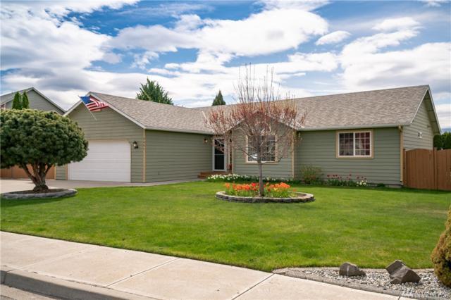 2451 Plateau Dr, East Wenatchee, WA 98802 (#1444722) :: McAuley Homes
