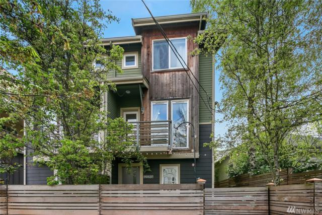 4220 Fremont Ave N A, Seattle, WA 98103 (#1444884) :: Real Estate Solutions Group