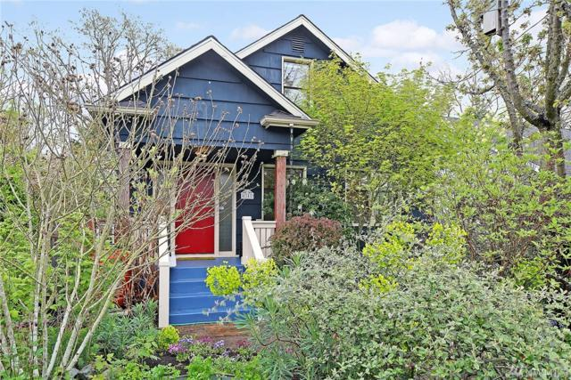6742 Cleopatra Place NW, Seattle, WA 98117 (#1444931) :: Real Estate Solutions Group