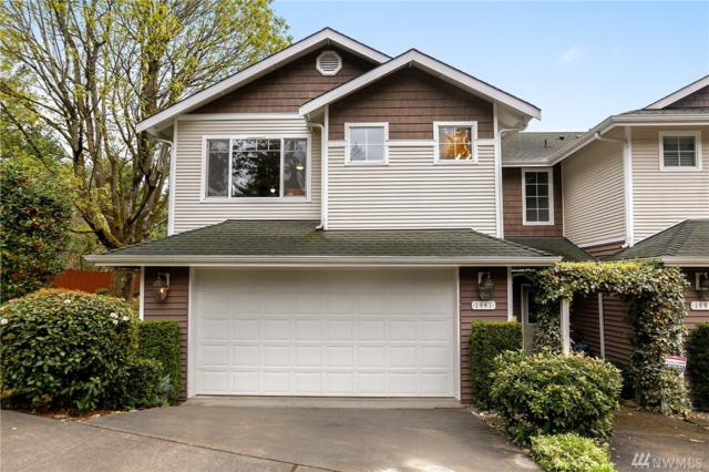 1447 NE 166th Ct #1, Shoreline, WA 98155 (#1444980) :: McAuley Homes