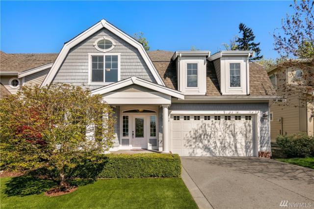 734 Lincoln Ave SE, Renton, WA 98057 (#1445011) :: Homes on the Sound