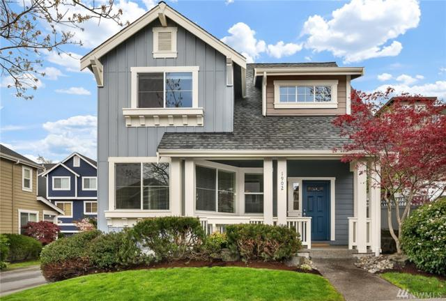 1902 25th Ave NE, Issaquah, WA 98029 (#1445052) :: Chris Cross Real Estate Group