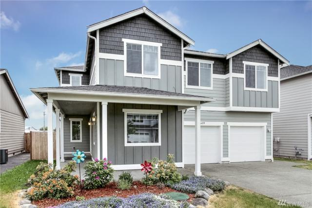 16479 Greenbrier St SE, Yelm, WA 98597 (#1445121) :: Pacific Partners @ Greene Realty