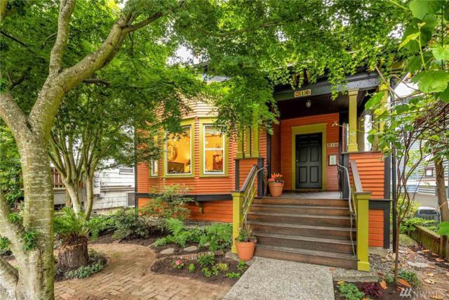 516 Malden Ave E, Seattle, WA 98112 (#1445153) :: Better Properties Lacey