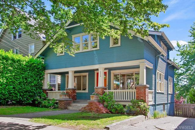 714 19th Ave, Seattle, WA 98122 (#1445155) :: The Kendra Todd Group at Keller Williams