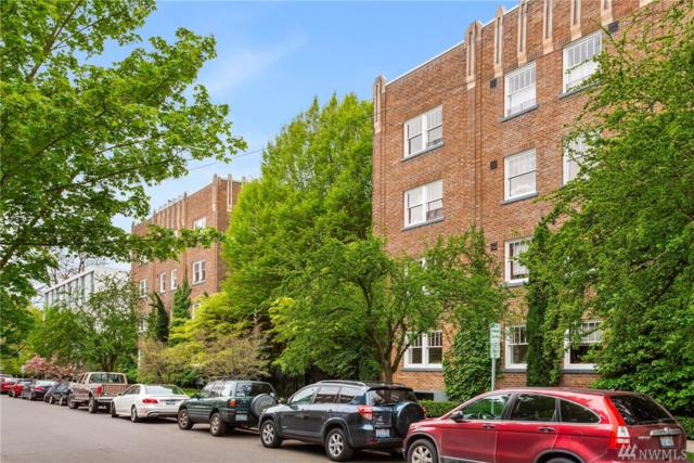 1631 16th Ave #106, Seattle, WA 98122 (#1445296) :: Real Estate Solutions Group