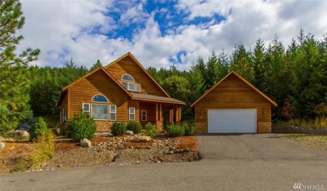 261 Tiger Lily Lane, Ronald, WA 98940 (#1445322) :: Ben Kinney Real Estate Team
