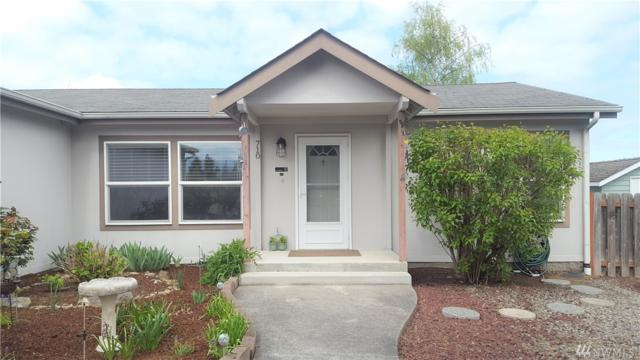 710 W Fir St, Sequim, WA 98382 (#1445555) :: McAuley Homes