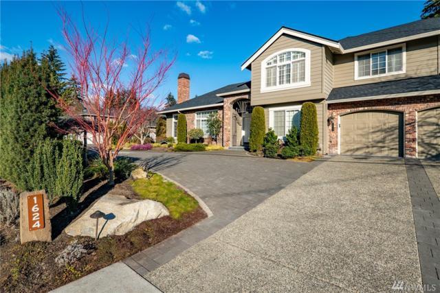 1624 108th Ave NE, Bellevue, WA 98004 (#1445576) :: Costello Team