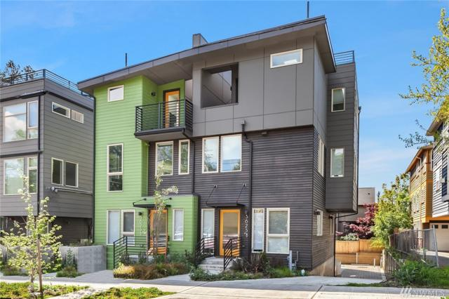 3625-E Evanston Ave N E, Seattle, WA 98103 (#1445643) :: Real Estate Solutions Group