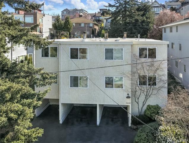 3626 14th Ave W #202, Seattle, WA 98119 (#1445751) :: Ben Kinney Real Estate Team