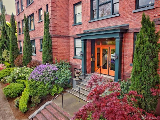 1216 1st Ave W #202, Seattle, WA 98119 (#1445755) :: Ben Kinney Real Estate Team