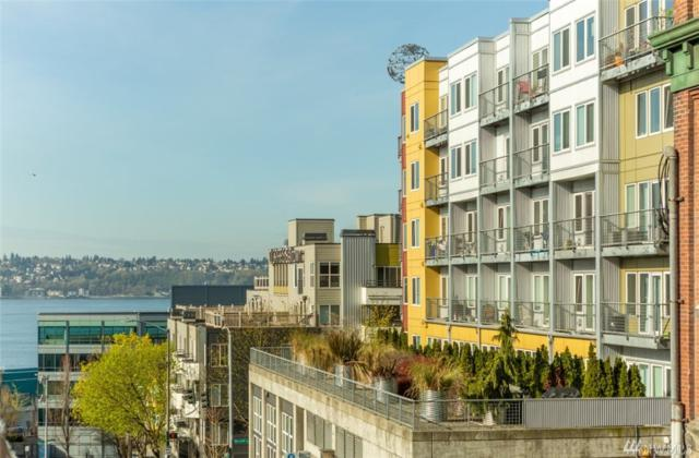 2500 Western Ave #414, Seattle, WA 98121 (#1445827) :: Real Estate Solutions Group