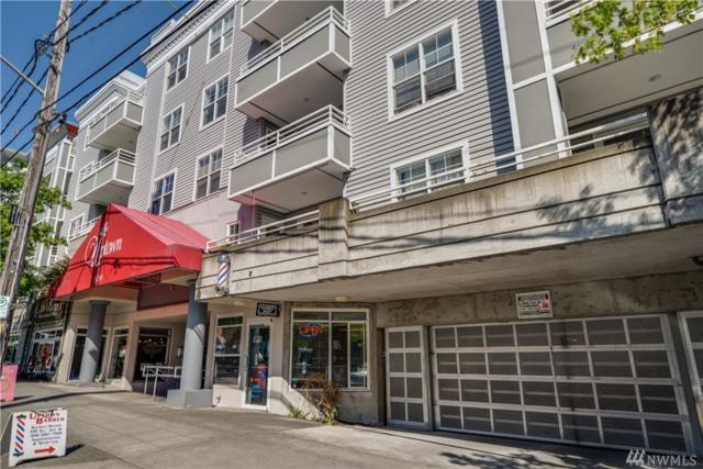 520 2nd Ave W #105, Seattle, WA 98119 (#1445957) :: Ben Kinney Real Estate Team