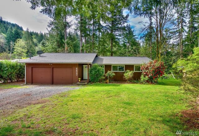 44547 SE 150th St, North Bend, WA 98045 (#1446102) :: Ben Kinney Real Estate Team
