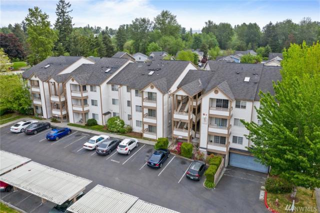 10824 SE 170th St #B303, Renton, WA 98055 (#1446189) :: Lucas Pinto Real Estate Group