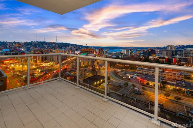 588 Bell St 1402S, Seattle, WA 98121 (#1446239) :: Chris Cross Real Estate Group