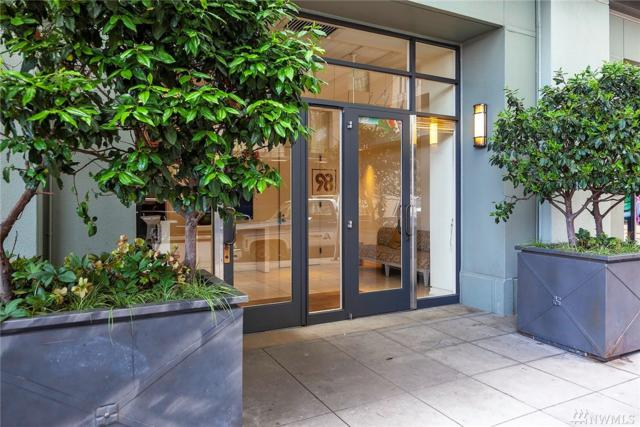 98 Union St #611, Seattle, WA 98101 (#1446310) :: Chris Cross Real Estate Group