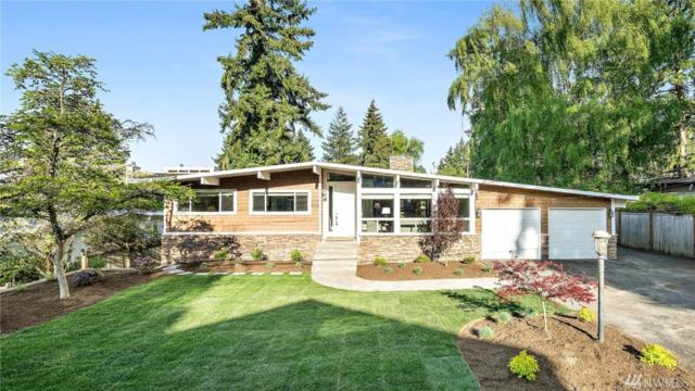 4018 89th Ave SE, Mercer Island, WA 98040 (#1446433) :: Ben Kinney Real Estate Team