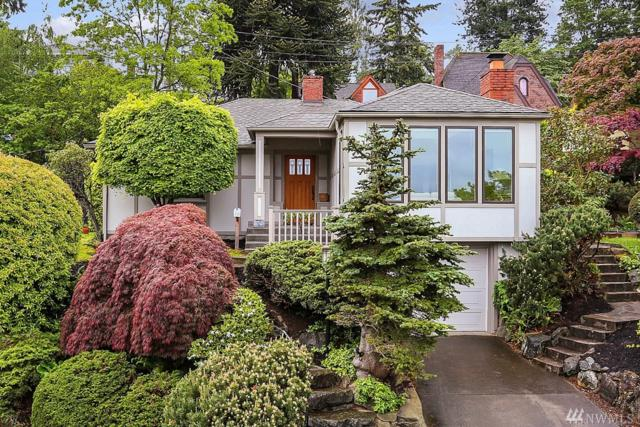 711 W Etruria St, Seattle, WA 98119 (#1446564) :: The Kendra Todd Group at Keller Williams