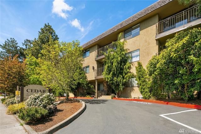 750 N 143rd Street #207, Seattle, WA 98133 (#1447032) :: Ben Kinney Real Estate Team