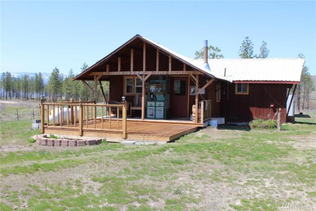 284-H French Creek Rd, Methow, WA 98834 (#1447323) :: Real Estate Solutions Group