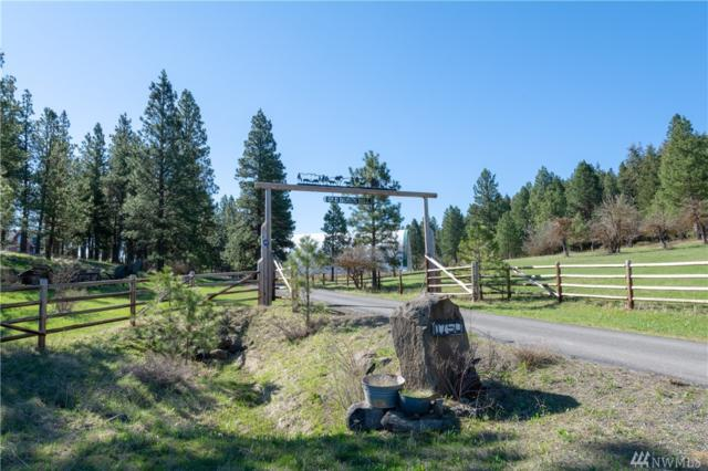 1750 Hidden Valley Rd, Cle Elum, WA 98922 (#1447394) :: Kimberly Gartland Group