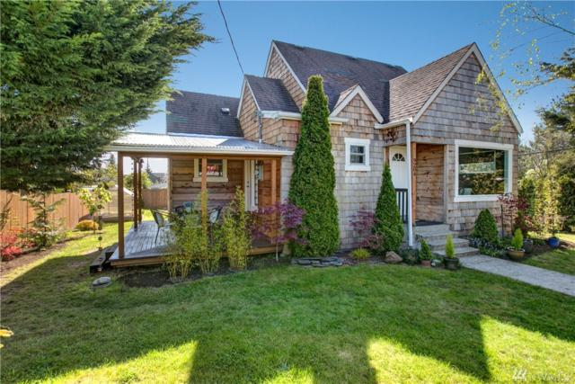 9204 12th Ave NW, Seattle, WA 98117 (#1447769) :: Real Estate Solutions Group