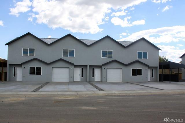 0 F St Ne  Lot 10 Block 1, Quincy, WA 98848 (MLS #1447891) :: Nick McLean Real Estate Group