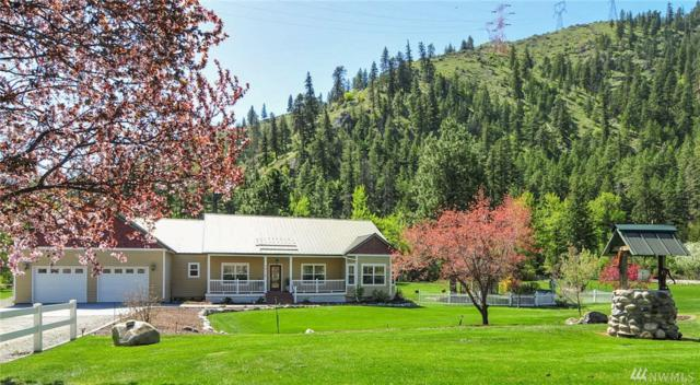 7915 Entiat River Rd, Entiat, WA 98822 (#1447905) :: Platinum Real Estate Partners