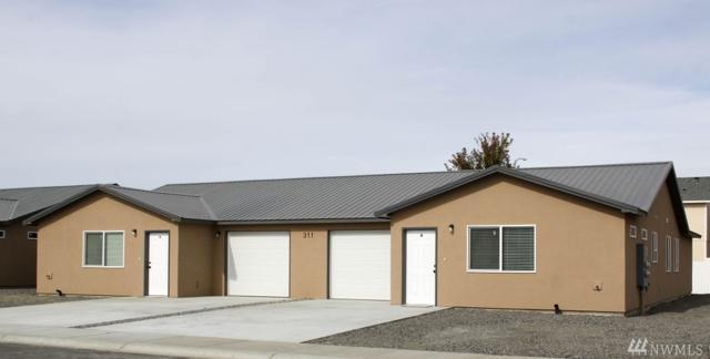 0 Lot 9 Block 2 F St Ne, Quincy, WA 98848 (MLS #1447965) :: Nick McLean Real Estate Group