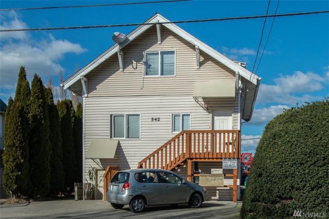 542 S Cloverdale St, Seattle, WA 98108 (#1448188) :: Keller Williams Realty Greater Seattle