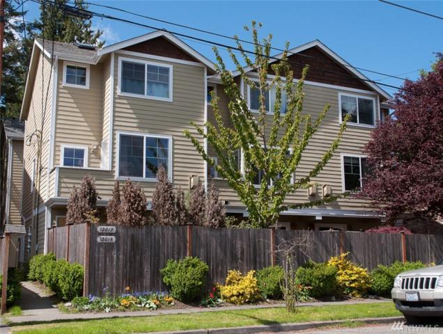 12019 32nd Ave NE C, Seattle, WA 98125 (#1448214) :: Keller Williams Western Realty