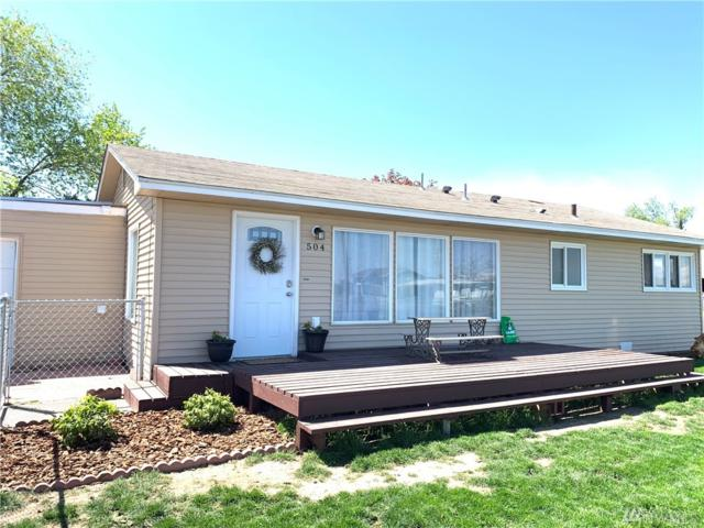 504 S Schneirla Ave, Moses Lake, WA 98837 (#1448325) :: Costello Team