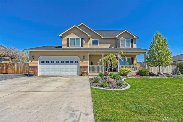 521 N Crestview Dr, Moses Lake, WA 98837 (#1448699) :: Homes on the Sound