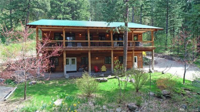 20 Mustard Mountain Rd, Winthrop, WA 98862 (#1448837) :: Ben Kinney Real Estate Team