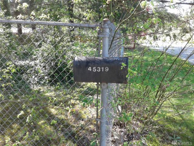 45319 SE 140th St, North Bend, WA 98045 (#1449072) :: Keller Williams Western Realty